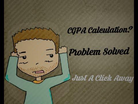 A simple way to calculate CGPA. How to calculate CGPA? GPA Calculator College