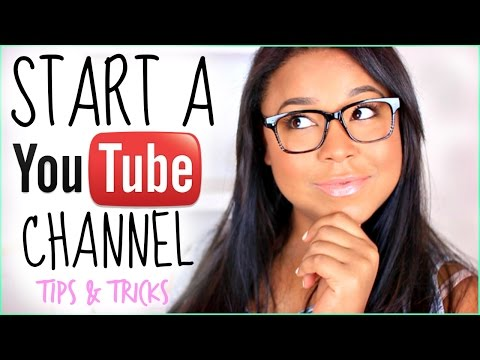 How to start a Successful Youtube Channel! Gain SUBSCRIBERS FAST!!
