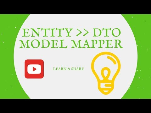 TAMIL ENTITY TO DTO CONVERTION USING MODELMAPPER