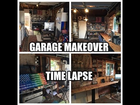 TURN YOUR GARAGE INTO A STUDIO