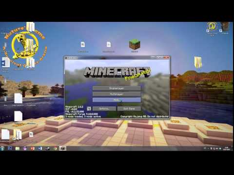 LotsOMobs installation Guide Minecraft 1.6.2 W-Forge
