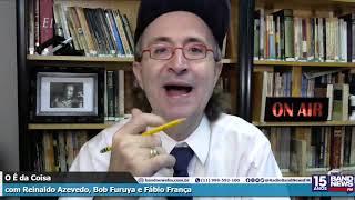 Reinaldo: Fake news deve ser considerada crime, e isso não tem nada a ver com liberdade de expressão