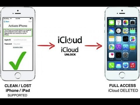 NEW TUTORIAL!! How to Unlock iCloud Activation Lock for iPhone and iPad ( 2018 )