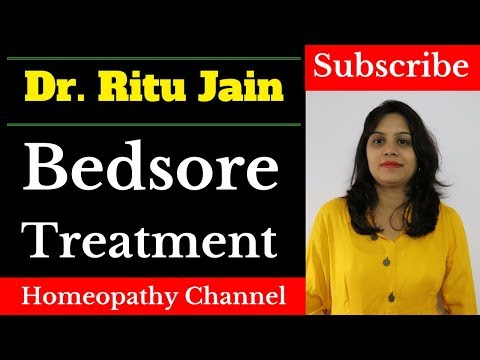 बेडसोर का इलाज - How to get Rid of Bed Sores