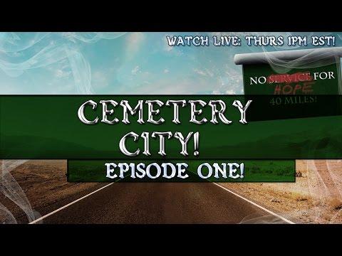 (Apocalypse World) Cemetery City: Episode 1