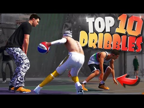 TOP 10 Most DISGUSTING Ankle Breakers & Crossovers - NBA 2K18 Highlights