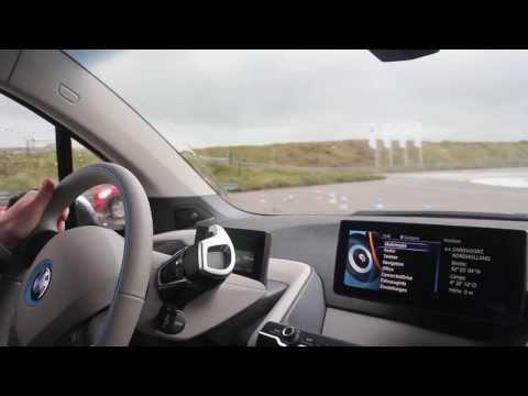 BMW i3   - Turning radius