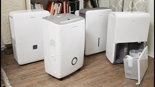The Best Dehumidifiers for 2019