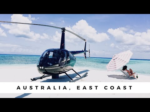 Australia Vlog - East Coast - The BEST way to see The Great Barrier Reef
