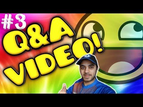 Q&A Round 3 | Gaming Answers | HINDI |