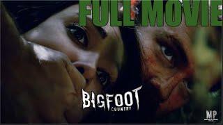Horror Movie | Bigfoot Country | Full Movie |
