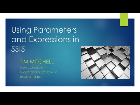 SSIS Parameters and Environments