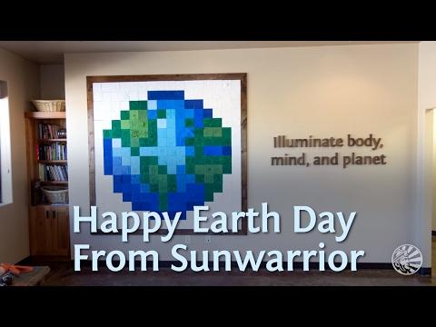 Earth Day 2017 | Sunwarrior