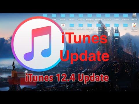 iTunes 12.4 Update 