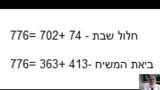 #x202b;מסר חשוב  לתושבי שראל  מהרב הגאון רב  חיים קנייבסקי בקודים בתורה  גלזרסון#x202c;lrm;