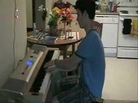 Ryan plays To Zanarkand from Final Fantasy 10 on Piano live!