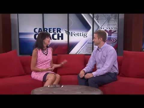 Career Coach Mike Fettig on Fox 17- Workplace Problems