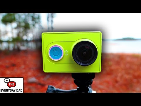 A FANTASTIC $60 Action Cam EXISTS?!  The YI Action Camera!