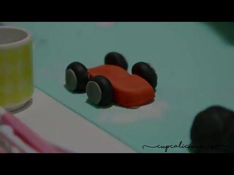 MARIO KART CAKE TOPPER PT 1