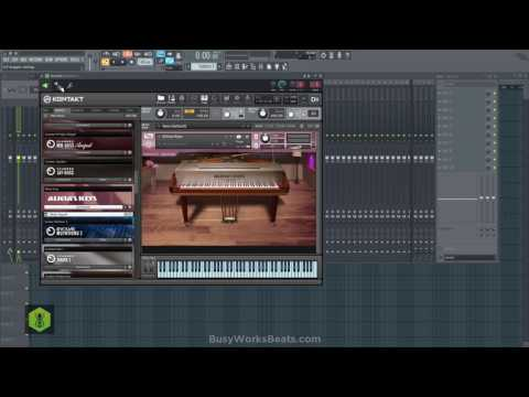 FL Studio Beginners Strategy Guide-Pt. 17 How to Fix Kontakt Note Drop Outs