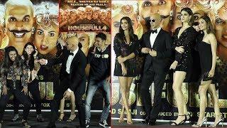 Akshay Kumar Housefull 4 Song Launch   Sohail Sen   Pooja Hegde   BEHIND BALA LOOK