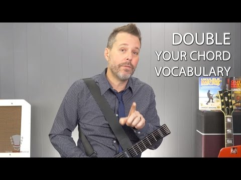 The 1 Trick That Will Double Your Chord Vocabulary