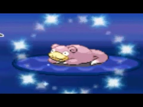 (SS BQ #6) LIVE! Shiny Slowpoke in Soul Silver after 4,162 REs!