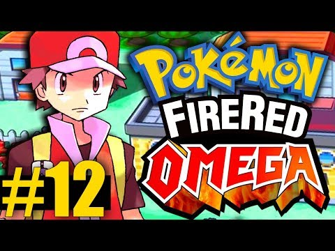 Pokemon Fire Red Omega - Part 12 - Spooky Lavender Town to Celadon City!