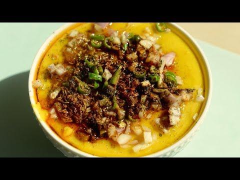 जब घर मे ना हो कोई सब्ज़ी तो बनाए झट ये टेस्टी डिश | Bhugi Dal Recipe |Dal Tadka