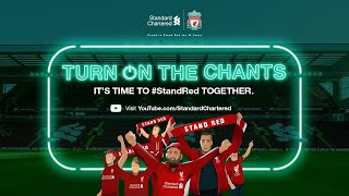 Standard Chartered presents Kop chants - MCI v LIV