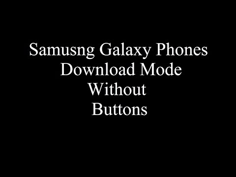 2018   Flash Samsung   Without Buttons   Download MODE   Broken Screen