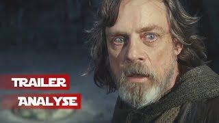 [🔴 Live] Star Wars Die Letzten Jedi Trailer Analyse | Achtung Spoiler