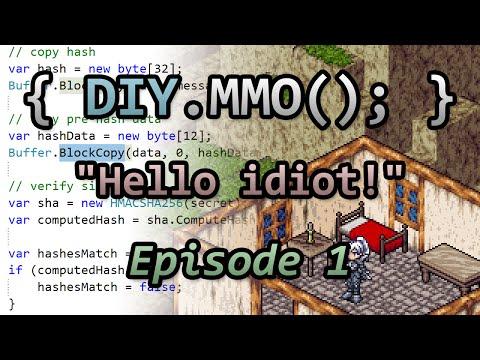 DIY MMO 1: