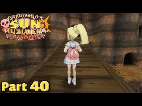 Pokémon Sun Nuzlocke Revenge, Part 40 • May 25, 2018 • STREAM ARCHIVE