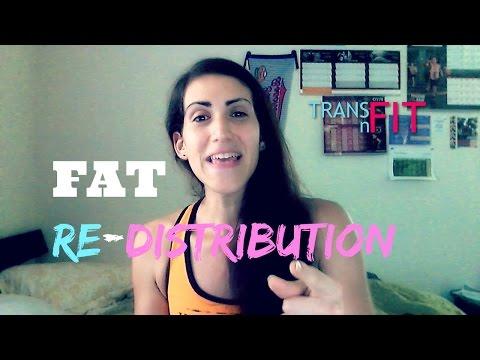 Hacking Fat Redistribution