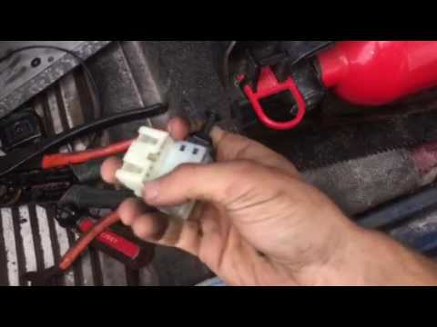 Jeep TJ Brake Switch