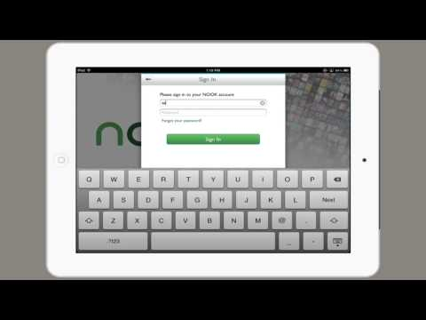 Syncing the Nook & iPad Library : Tech Yeah!