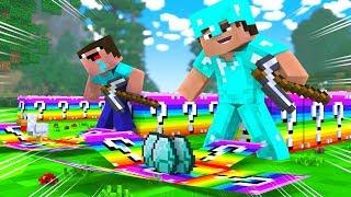 Minecraft - LUCKY BLOCK CHALLENGE! (NOOB vs NOOB vs NOOB