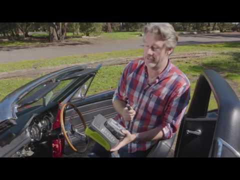 RYOBI Tools for the Car Enthusiast