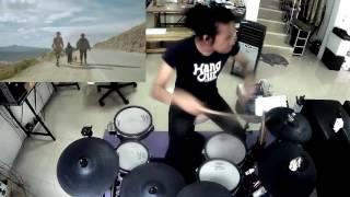 Naughty Boy - La La La ft. Sam Smith(Electric Drum cover by Neung)