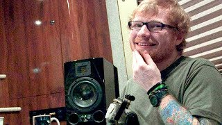 Watch Ed Sheeran Write and Record 'Divide' in 'Songwriter' Documentary
