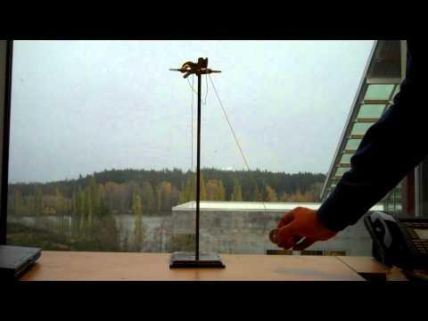 Pendulum estimate length