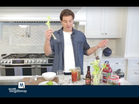 Scott McGillivray's Secret Caesar Recipe