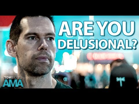 The Difference Between Belief and Delusion | Tom Bilyeu AMA