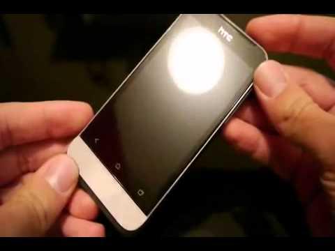 HTC One V présentation et prise en main