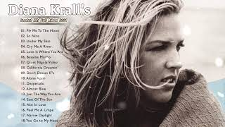 Top 20 Songs Diana Krall's Greatest Hits Full Album 2021 -  Best of Diana Krall New Songs 2021