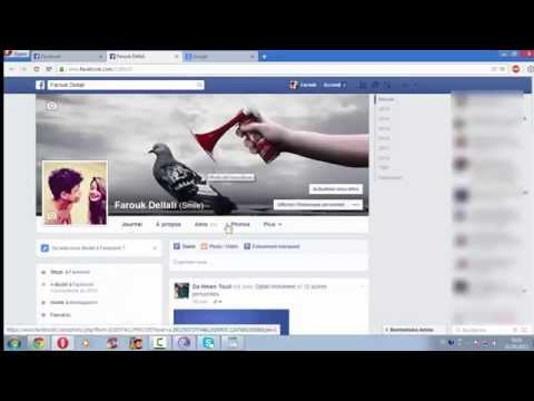How to change the cover photo of others on facebook