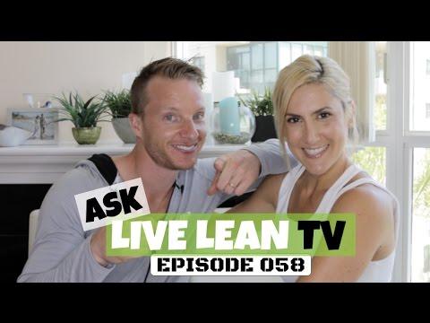 Am I Eating Enough, Bread Alternatives, HR Zones | #AskLiveLeanTV Ep. 058