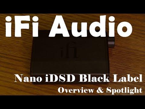 iFi Audio's Spacious iDSD Nano Black Label