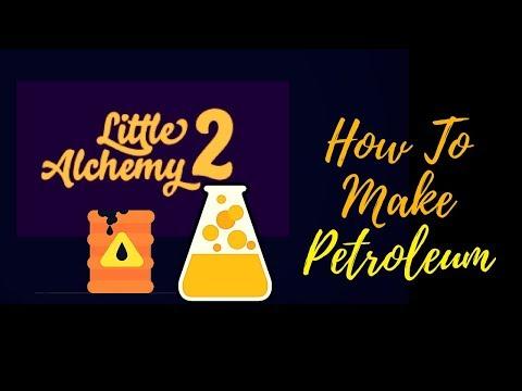 Little Alchemy 2-How To Make Petroleum Cheats & Hints